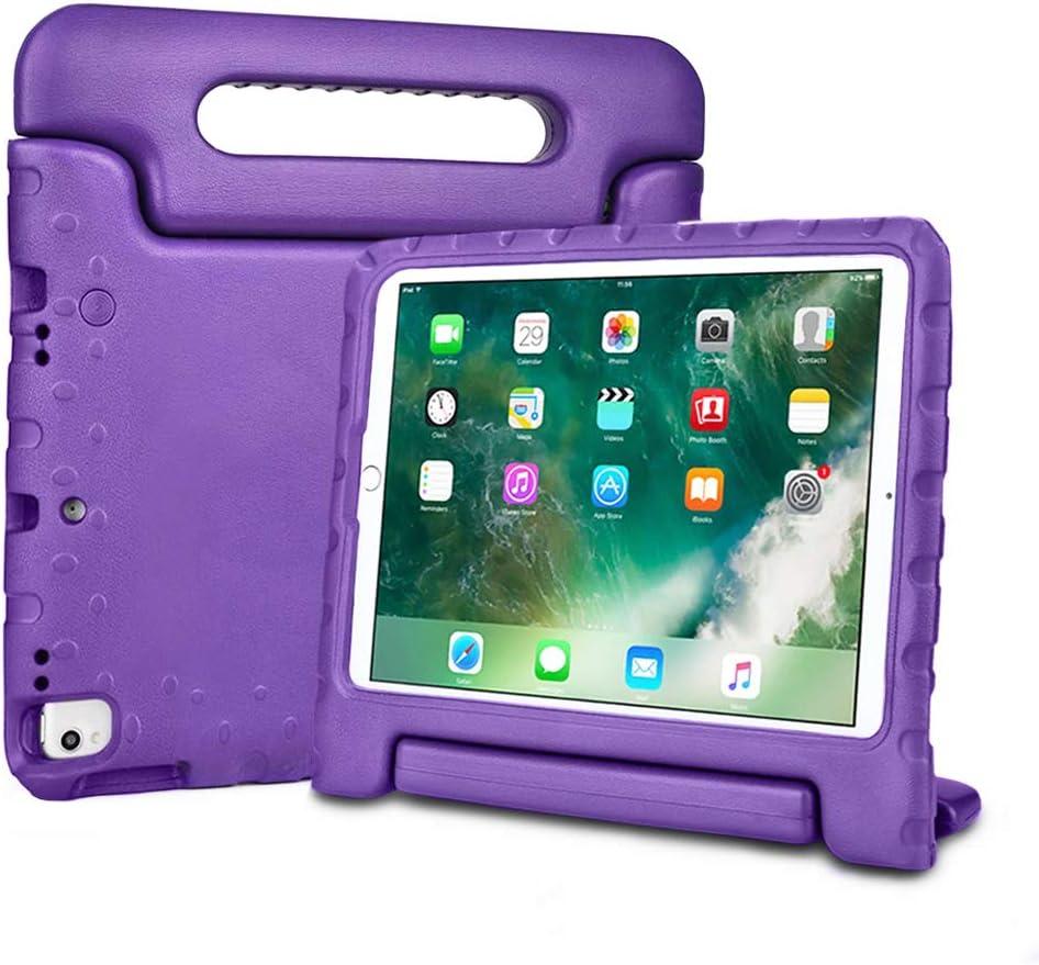 "Bolete iPad 7th Generation 2019 Case/iPad Air 10.5"" 2019 / iPad Pro 10.5 Case, Shockproof Lightweight Protection Cover for Apple iPad Air 10.5"" (3rd Gen) 2019 / iPad Pro 10.5 2017, Purple"
