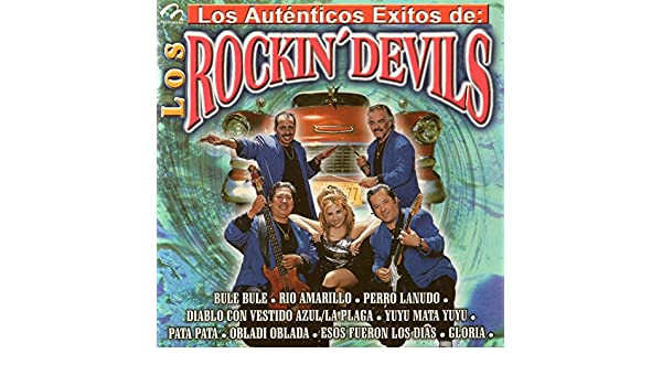 Diablo Con Vestido Azul - La Plaga by Los Rockin Devils on Amazon Music - Amazon.com