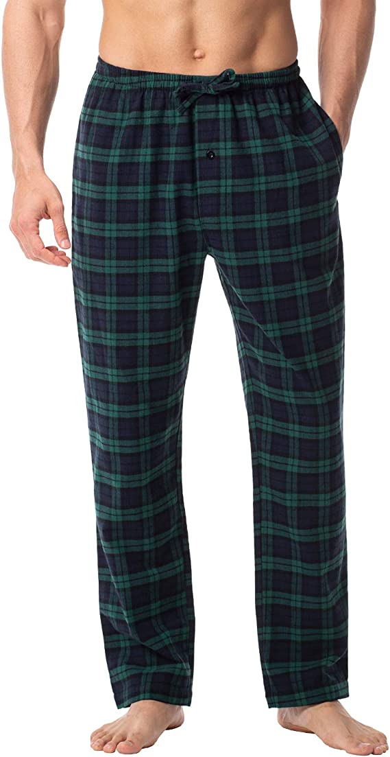 LAPASA PerfectSleep - Pijama de 100% Algodón Franela con Estampado ...