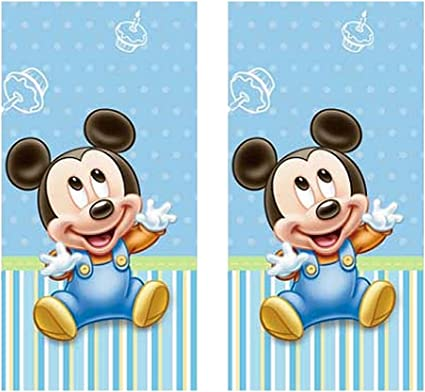 Amazon.com: Hallmark – Tarjeta de Disney Mickey Mouse 1st ...