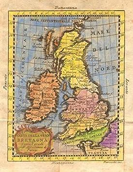 Immagini Della Cartina Della Gran Bretagna.Genitore Visivo Distanza Cartina Geografica Gran Bretagna Amazon Agingtheafricanlion Org