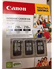 Canon Value Pack 211/210xl/210xl [Electronics]