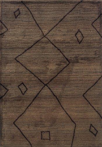 Oriental Weavers 1443X Marrakesh Polypropylene Area Rug, 9-Feet 9-Inch by 12-Feet 2-Inch