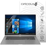 Celicious Matte Anti-Glare Screen Protector Film Compatible with LG Gram 17 17Z990 [Pack of 2]