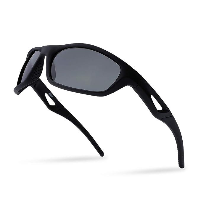 Amazon.com: Lermity - Gafas de sol polarizadas TR90 ...