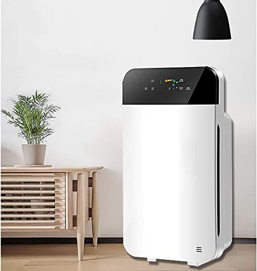 Purificador con filtro true hepa de aire para habitación ...