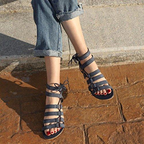 Lolittas Summer Women Gladiator Beach Sandals Shoes Low Heel Wedge Platform,Slingback Laceup Peep Toe Wide Fit Retro Personalised Bulk Buy Black Grey Size 2-10 Black