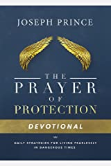 The Prayer of Protection Devotional Hardcover