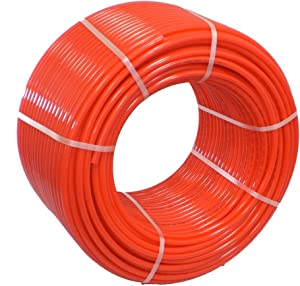 "PEX Tubing with Oxygen Barrier/EVOH - Radiant PEX GUY (1/2"", 1000 Ft)"