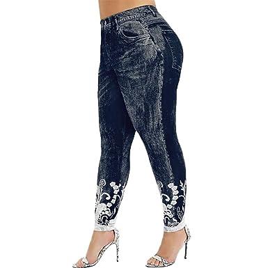Leggings de Fitness para Yoga Estampados de Mujer, Moda ...