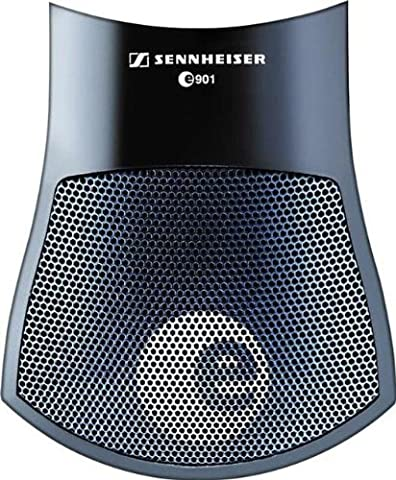 Sennheiser e901 Boundary Layer Condenser Mic for Kick Drum - Drum Kit Microphone System