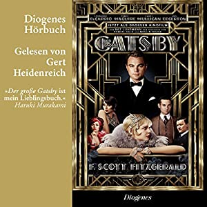 Der große Gatsby Hörbuch