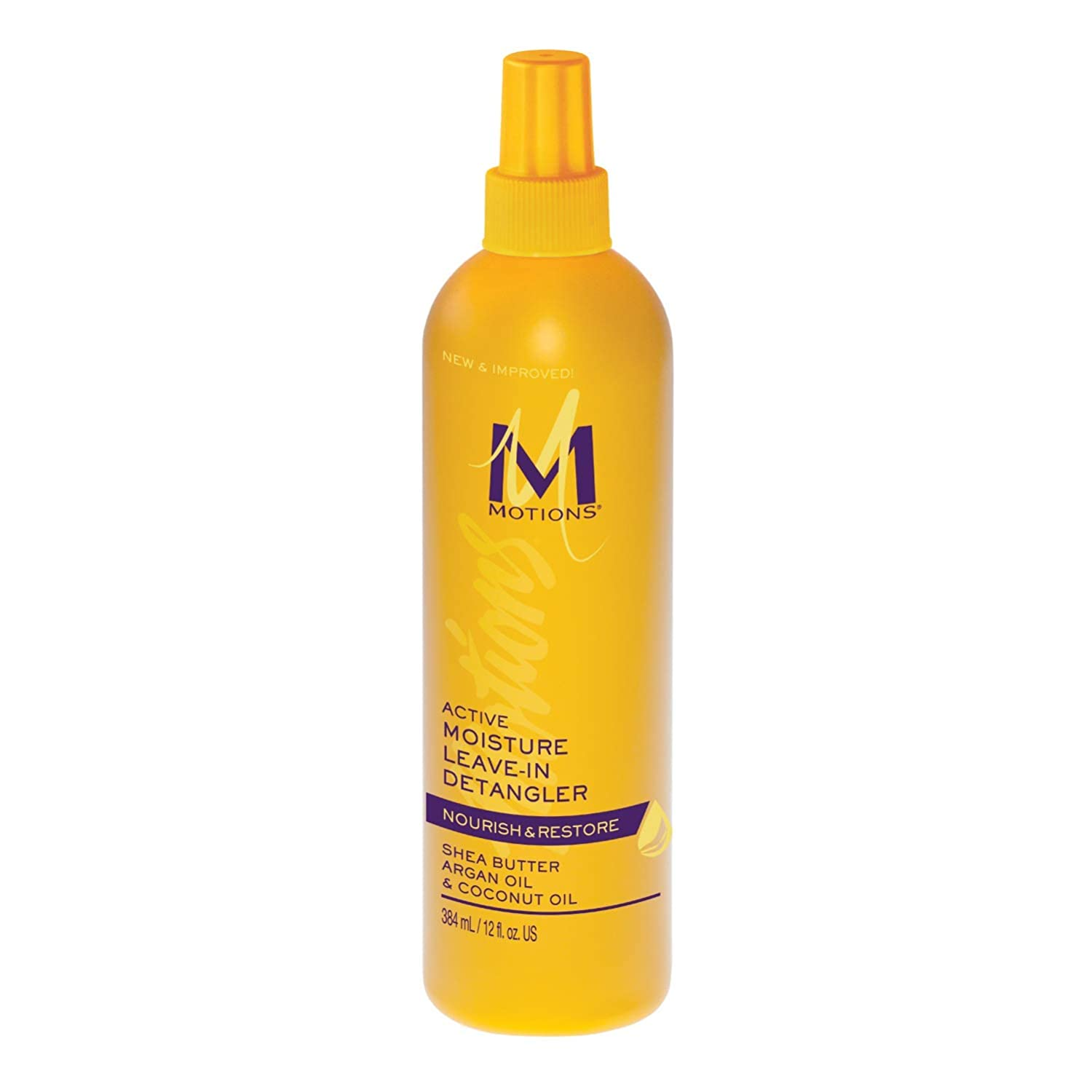 Motions Active Moisture Leave-In Detangler, 12 Ounce