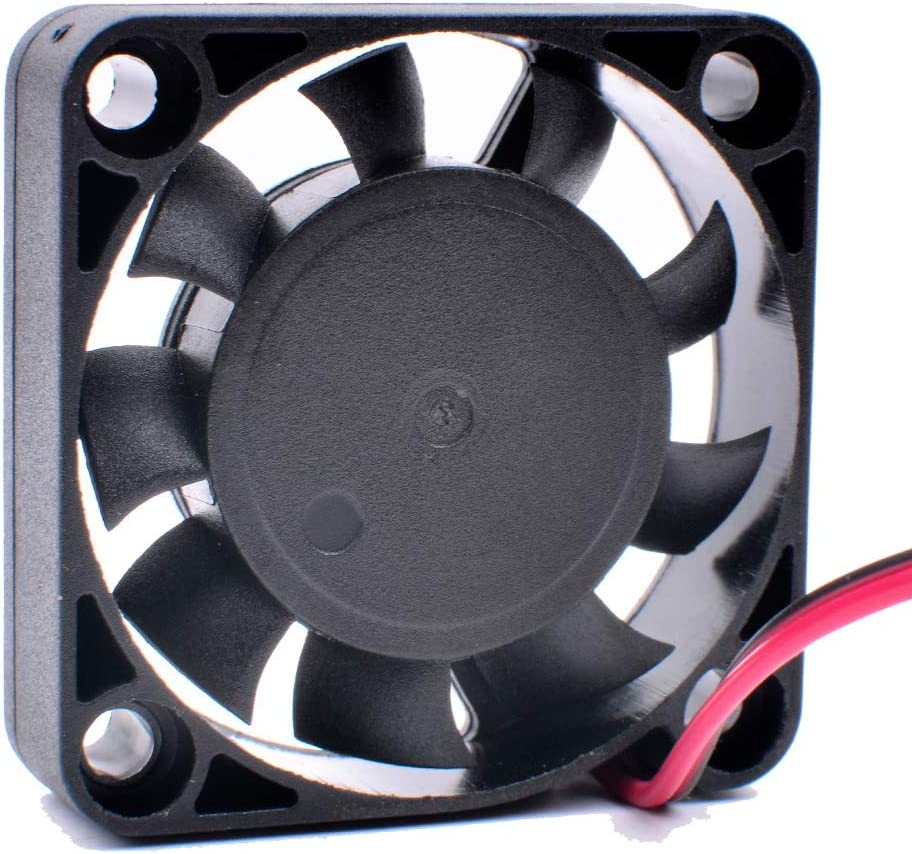 3PCS ANCHAOPU 4cm 40mm Fan 40x40x10mm 4010 DC12V 0.12A Small Cooling Fan for The Charger Power Supply Video Recorder North and South Bridge CPU