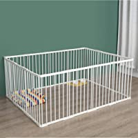 TOPET Portable 8 Panel Pet Dog Playpen Puppy Exercise Cage Play Pen Fence