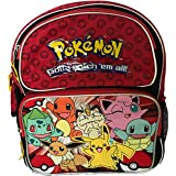 Pokemon Small Backpack Bag - Not Machine Specific