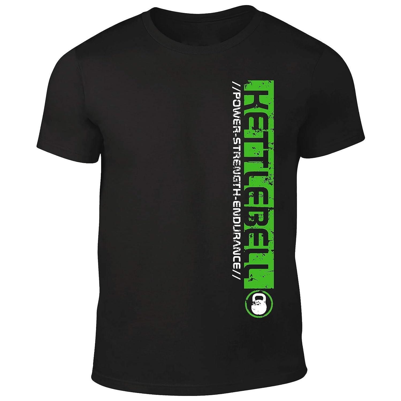 Amazon com: Quality Mens Pro Kettlebell Lifter T-Shirts