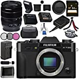 Fujifilm X-T20 Mirrorless Digital Camera (Black) 16542490 XF 18-55mm f/2.8-4 R LM OIS Zoom Lens 16276479 Bundle