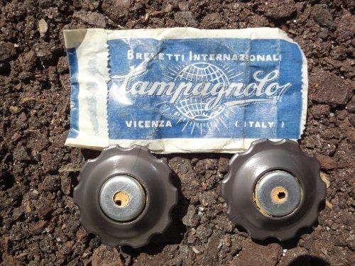 Campagnolo Vintage Derailleur Pulleys (10 tooth)