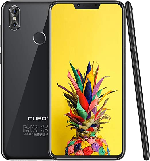 CUBOT P20 4G Smartphone Móviles Libres Baratos Android 8.0 LTE ...