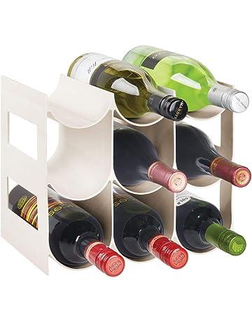 Amazon.es: Botelleros - Botelleros y armarios para vino ...
