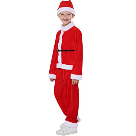 Kuan Traje Chico de Navidad, Navidad de los niños de rol del Traje ...