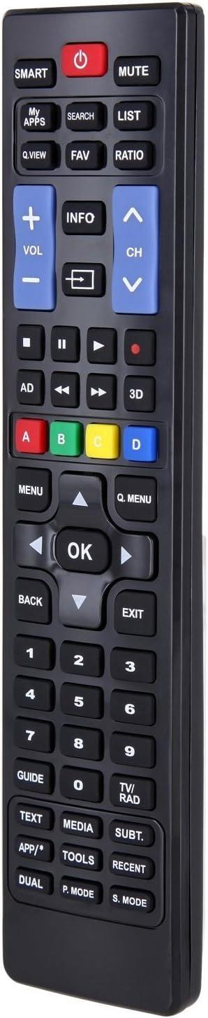 Samsung y LG TV de mando a distancia con función Smart – Funciona ...
