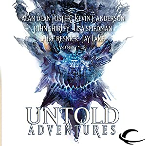 Untold Adventures Audiobook