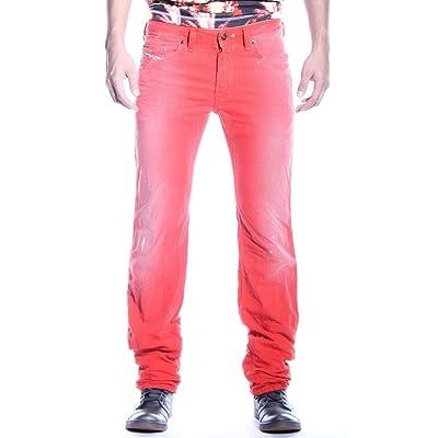 Diesel Men's Safado Slim Straight 0818V Jean: Clothing