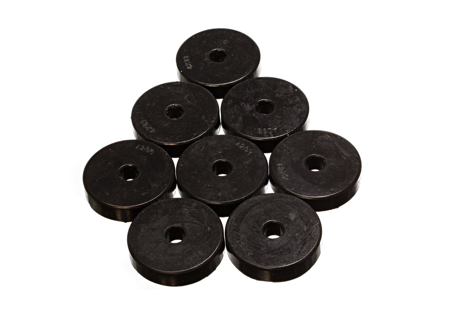 Energy Suspension 9.9528G Leaf Spring Pad, 2-9/32' O.D x 7/16' I.D x 1/2' Height 2-9/32 O.D x 7/16 I.D x 1/2 Height