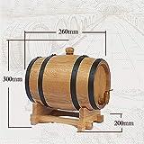 DESTRB Oak Barrels, Wine Barrels, No Glue No Wax