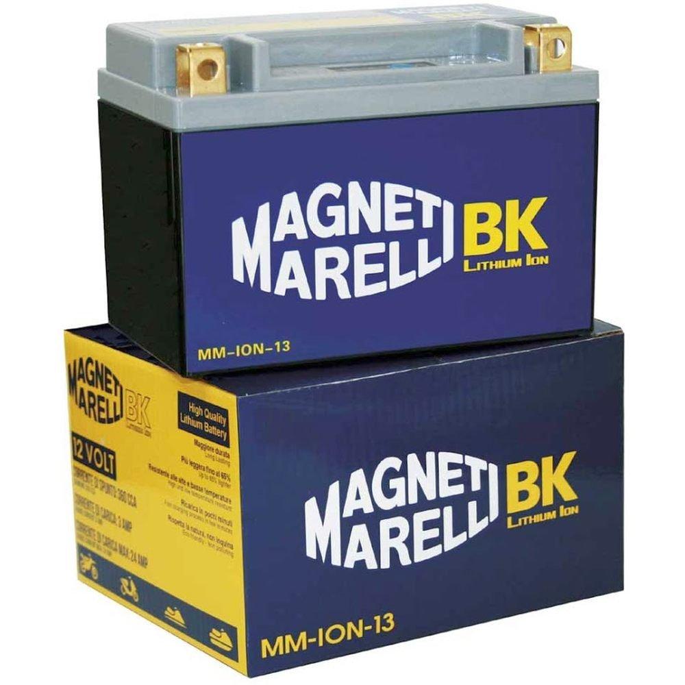 Magneti Marelli Batteria al Litio MM-ION-4 12V = YTZ12S-BS-TTZ12S(-BS)-YTZ14S-BS-TTZ14S(-BS)