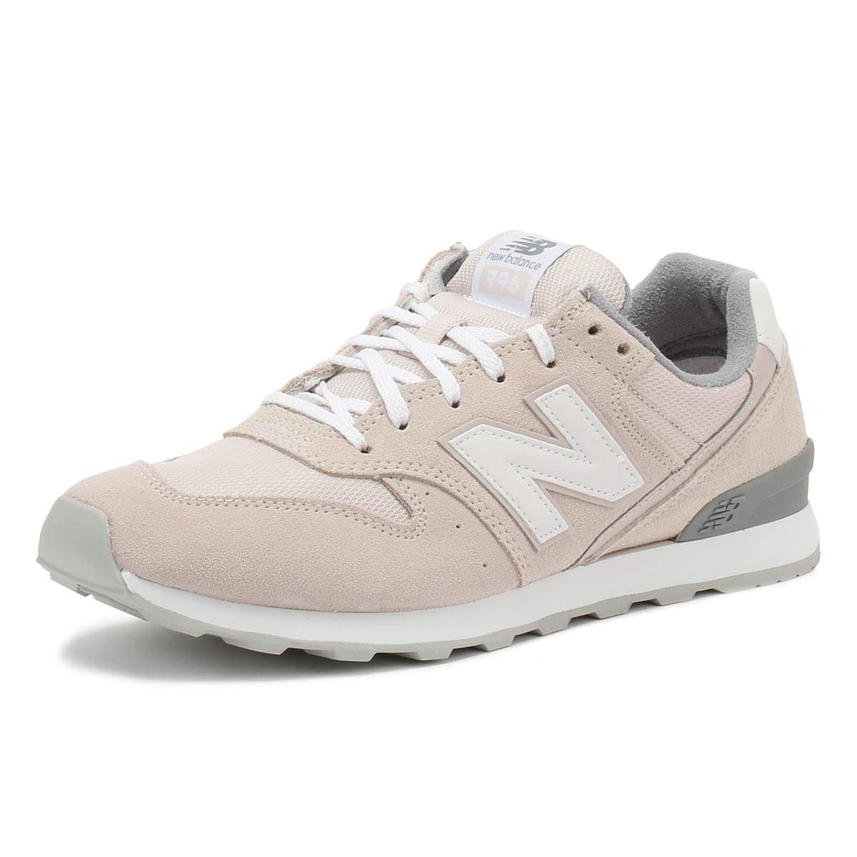 New Balance Damen 996 Rosa Classic Turnschuhe-UK 3