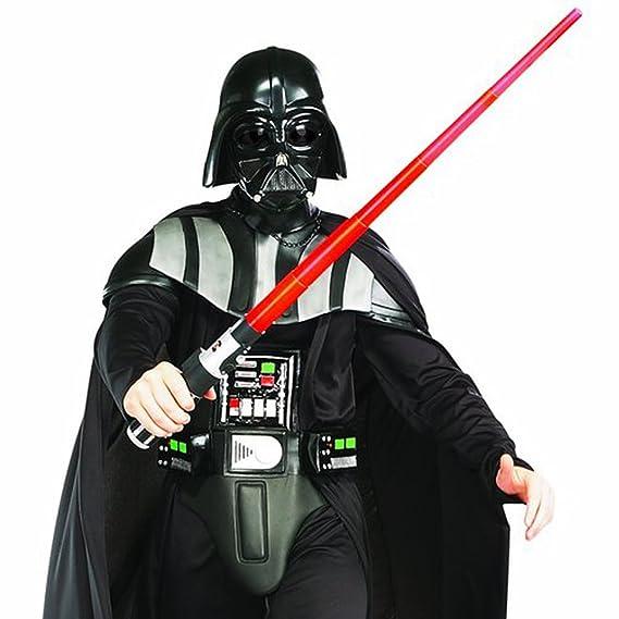Amazon.com: Star Wars ™ Darth Vader Light Up Rojo Lightsaber ...