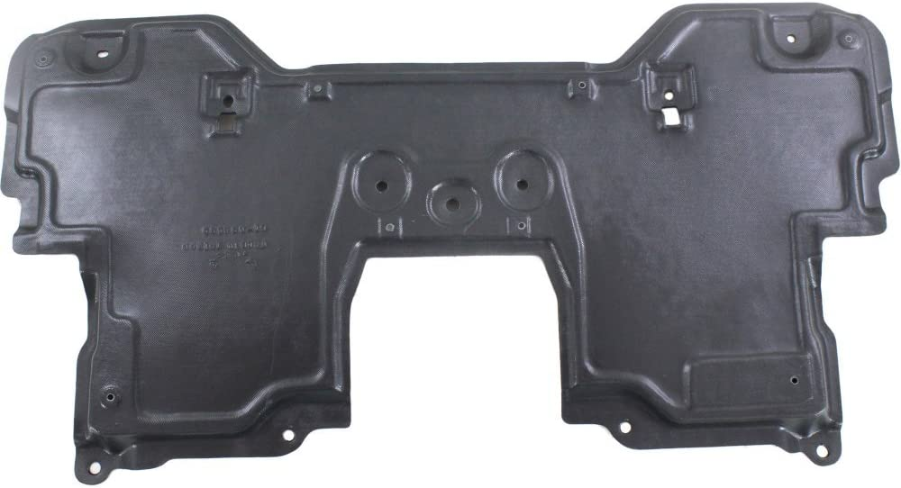 Awd Perfect Fit Group REPI310128 Rear M37 // M56 Engine Splash Shield Under Cover