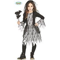 Guirca 87320 - Niña Fantasma (Ghost Girl), Talla 7-9 Años: Amazon ...