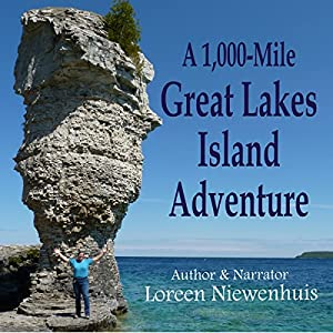A 1000-Mile Great Lakes Island Adventure Hörbuch