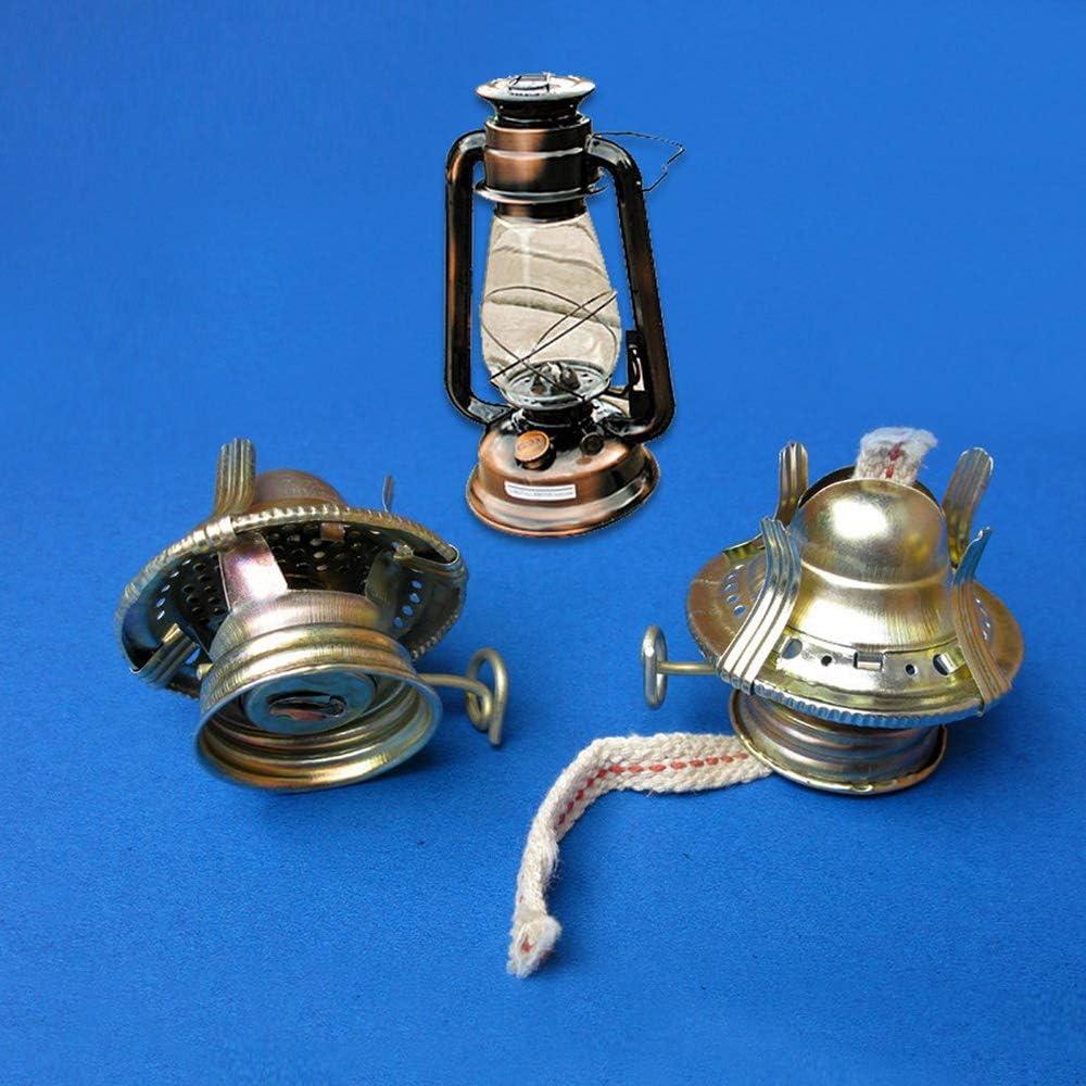 2 Paquets De M/èche Au K/éros/ène M/èche De Lampe Lampe /à Huile En Coton Faite /à 100/% De Coton Pour Bruleur /à Mazout Ou /à K/éros/&eg 2.5 Cm // 0.1 Pouce De Large 1 M/ètre // 3.28 Pieds De Long