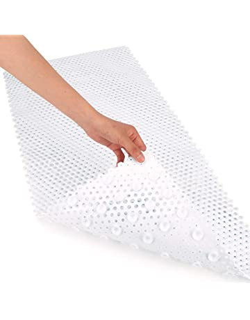 Home & Garden 3d Non Slip Bath Mat Bathroom Floor Pad With Suction Cups Shower Safety Mats Feet Massage Anti-bacteria Transparent Professional Design Bathroom Products