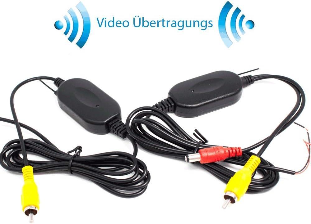 Hsrpro Rfk 15 Video Transmitter Für Kabellose Funk Elektronik
