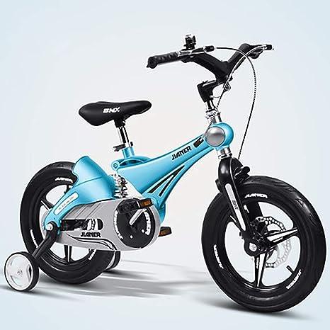 SHARESUN Bicicleta de montaña para niños y niñas, Ruedas de ...