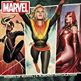 Women of Marvel Wall Calendar (2019)