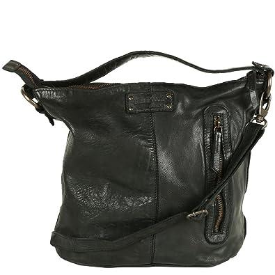 ea5528b0d94513 Gianni Conti Bolzano Womens Grab Bag One Size Black: Handbags: Amazon.com