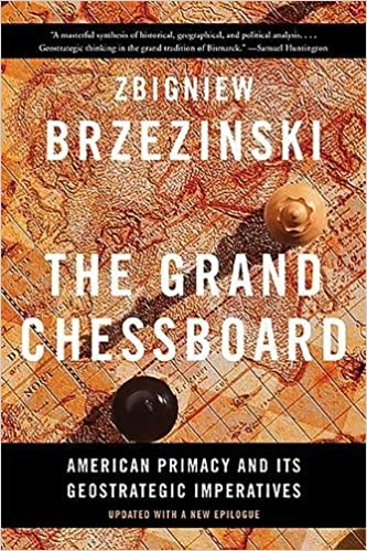 Image result for The Grand Chessboard