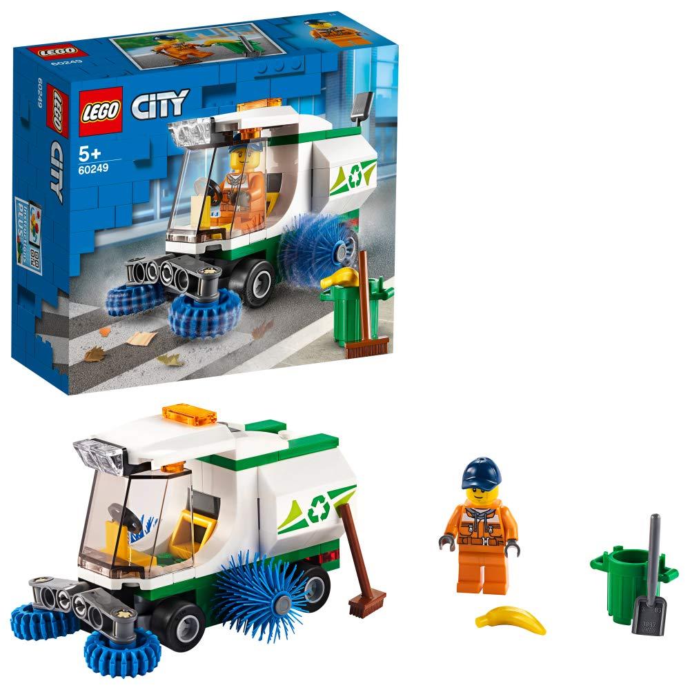 レゴ(LEGO) シティ 道路清掃車 60249