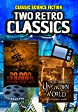 Two Retro Sc-Fi Classics: 20,000 Leagues Under the Sea and Unknown World