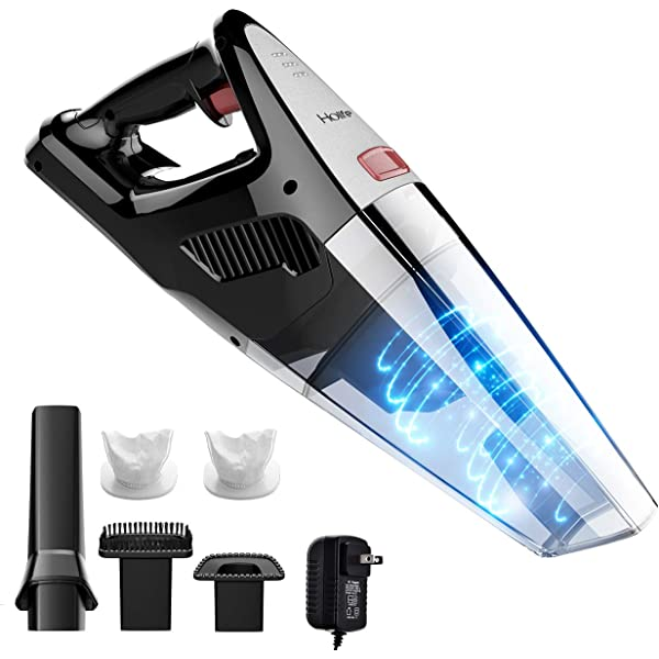 Holife handheld vacuums, Cordless Cleaner Portable Handheld
