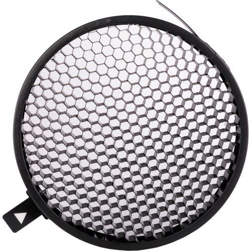 Impact Strobros Diffusion//Grid Set for On-Camera Flash Beauty Dish 2 Pack