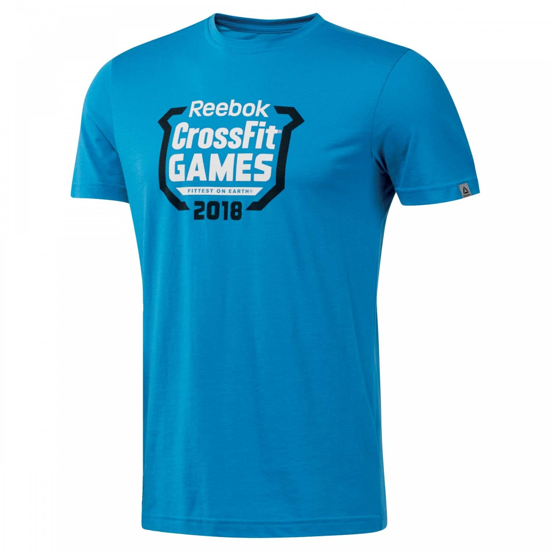 Reebok CF Games Crest tee Camiseta Hombre