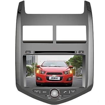 Generic 20,32 cm pantalla táctil de tu coche para Chevrolet ...